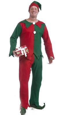 Toy Shop Elf Costume Adult Men Standard