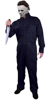 Halloween Costumes Michael Myers (Authentic HALLOWEEN 1978 Adult Michael Myers Costume Coveralls)