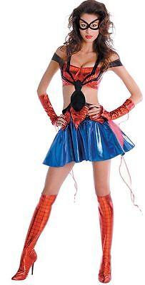 Sexy MARVEL Spider-Girl (Daughter of Spider-Man) Prestige Adult Costume NEW! - Sexy Spider Girl Kostüm