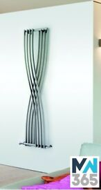 450 x 1775 Risk Designer Vertical Radiator, Various Colours