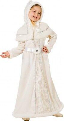 Reines Des Neiges Kostüm (Fille de Luxe Reine des Neiges Hiver Princesse Noël Costume Déguisement Outifit)