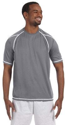 Champion Double Dry T-shirt (Champion Men's Double Dry 4.1 oz. Mesh T-Shirt Workout Shirt Gym Top )
