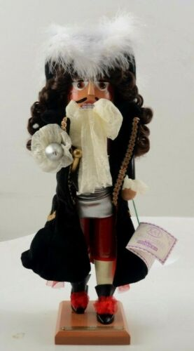 """Steinbach Captain Hook Nutcracker Limited Edition 17"""" Tall Made in Germany"""