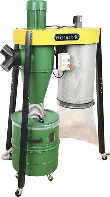 1-12 Hp Cyclone Dust Collector