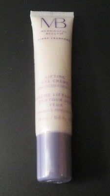 MEANINGFUL BEAUTY LIFTING EYE CREME ADVANCED FORMULA .5 OZ~~NEW DESIGN! (New Modern Designer)