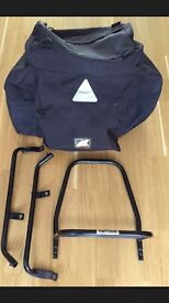 Ventura Bike Pack System - Luggage Bag and Brackets