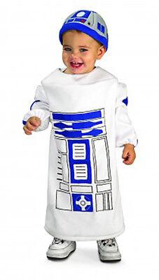 Star Wars r2-d2 Toddler Costume Jumper with hat](R2d2 Toddler Costume)