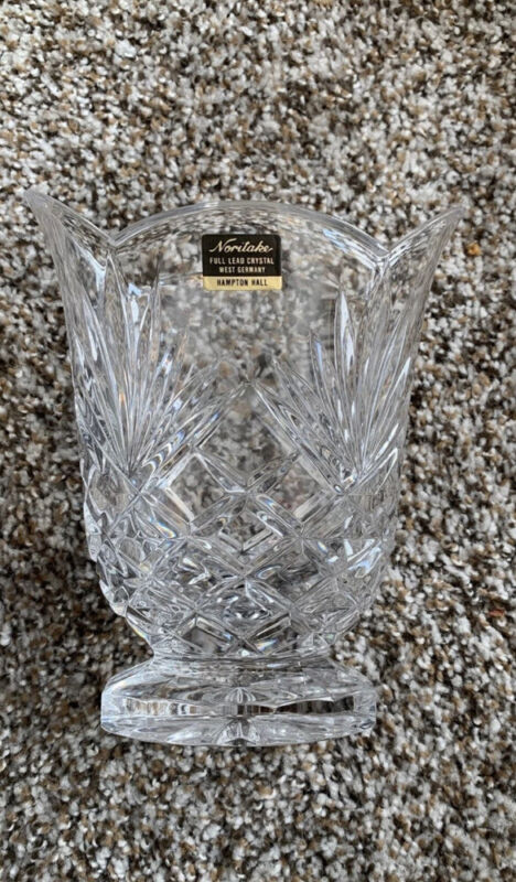 Full Lead Crystal Vase