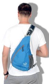 WATERFLY Packable Shoulder Backpack