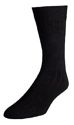 Cozy Snug And Comfortable Pimple   Allergy Free Bamboo Dress Sock