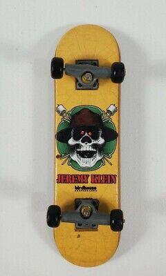 Tech Deck Skateboard Finger Board Jeremy Klein - Birdhouse