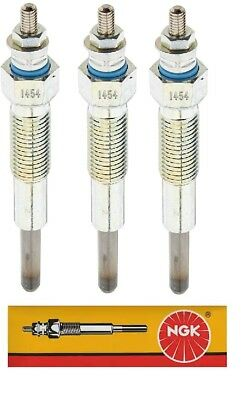 Boomer 3040 - Compact Tractor Engine Glow Plug Set Of 3