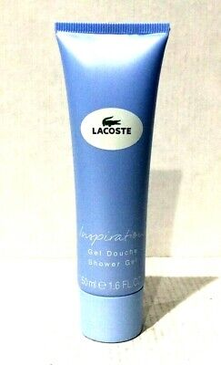 Inspiration by Lacoste 1.6 oz / 50 ml shower gel for women unboxed R25