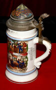 German Regimental Stein