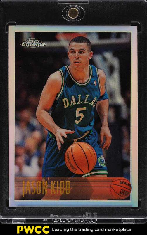 1995 Classic Assets Jason Kidd #14 HOF