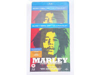 DVD FILM MOVIE BLURAY MARLEY BLU-RAY DIGITAL COPY & ULTRAVIOLET CODE 2012 BOB.⭐️