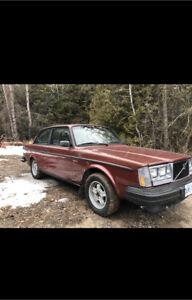 1984 Volvo GLT