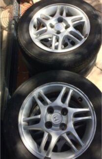 Tyres -2 good 2 not so good