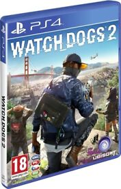 Watch Dogs 2 on PS4