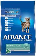 Advance Adult Cat Chicken Dry Cat Food 8kg CHEAPER THAN EBAY! Paddington Brisbane North West Preview