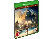 Assassins Creed Origins Limited Edition XBOX One (incl. Mercenary Pack)
