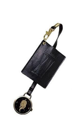 Taito Square Enix Final Fantasy XV Bag Charm Watch Black Logo TAI33300 US Seller