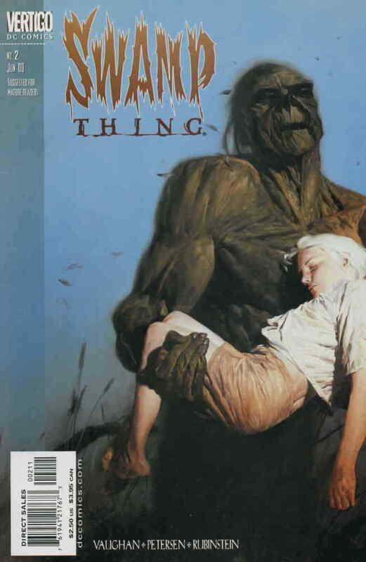 Swamp Thing (3rd Series) #2 VF/NM; DC/Vertigo | save on shipping - details insid