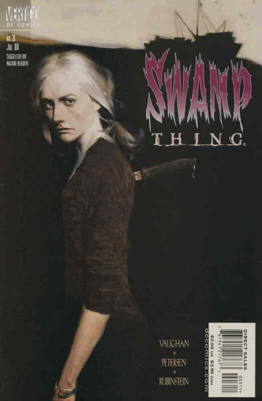 Swamp Thing (3rd Series) #3 VF/NM; DC/Vertigo | save on shipping - details insid