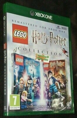 LEGO Harry Potter Years 1-7 Collection XBOX ONE XB1 NEW SEALED Free UK p&p Pal