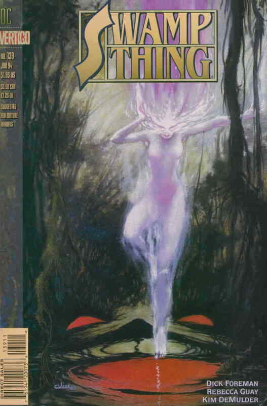Swamp Thing (2nd Series) #139 VF/NM; DC | save on shipping - details inside
