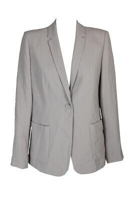 Elie Tahari Beige Exclusive Wendy Jacket 14 Clothing, Shoes & Accessories