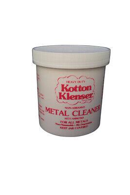 HOME RENTAL RESTORATION  HEAVY DUTY KOTTON KLENSER METAL CLEANER 16 OZ