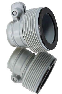 New Intex Hose Conversion Adapters Kit Pair of New Design 10722