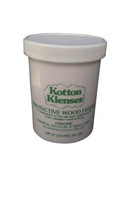 HOME RENTAL RESTORATION KOTTON KLENSER ANTIQUE WOOD FEEDER RESTORING OILS 8 OZ