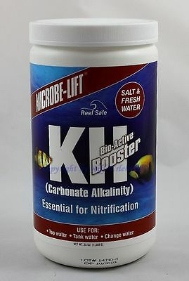 Kh Bio-Active Booster 35.3oz Microbe-Lift Carbonate Hardness Sweet Saltwater