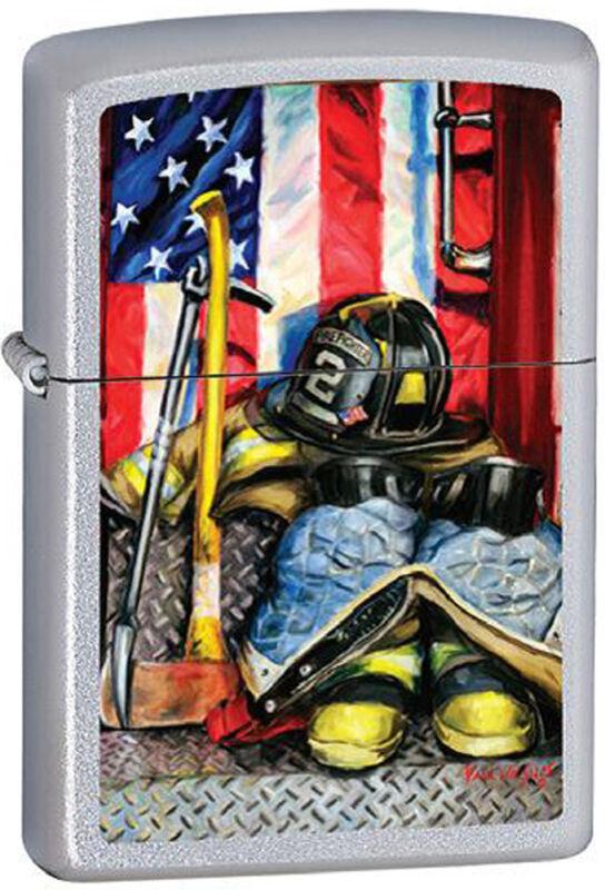 American Heroism Firemen