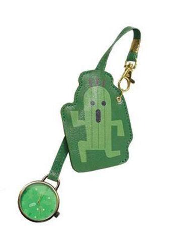Taito Square Enix Final Fantasy XV Bag Charm Watch Cactuar TAI33300 US Seller