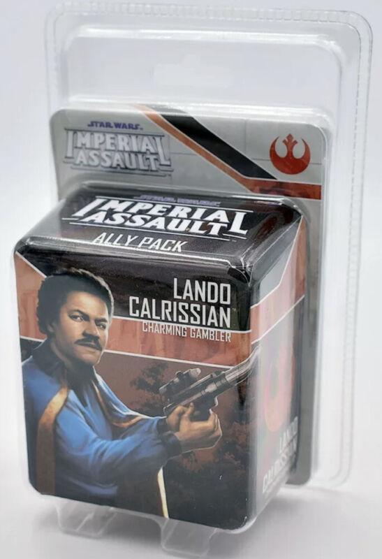 Star Wars Imperial Assault - Lando Calrissian - Fantasy Flight FFG