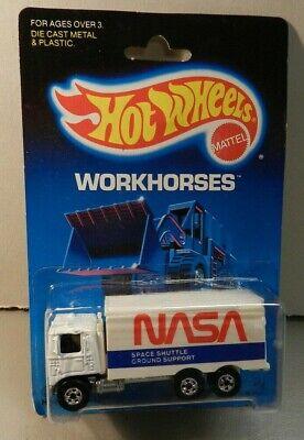 Hot Wheels Workhorses Hiway Hauler - NASA #5144