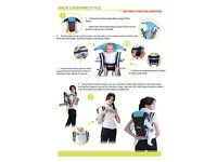 BRAND NEW 3 way baby carrier