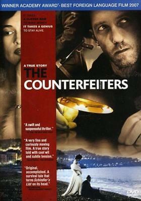 The Counterfeiters (DVD, 2008) Academy Award Winner for Best Foreign Film