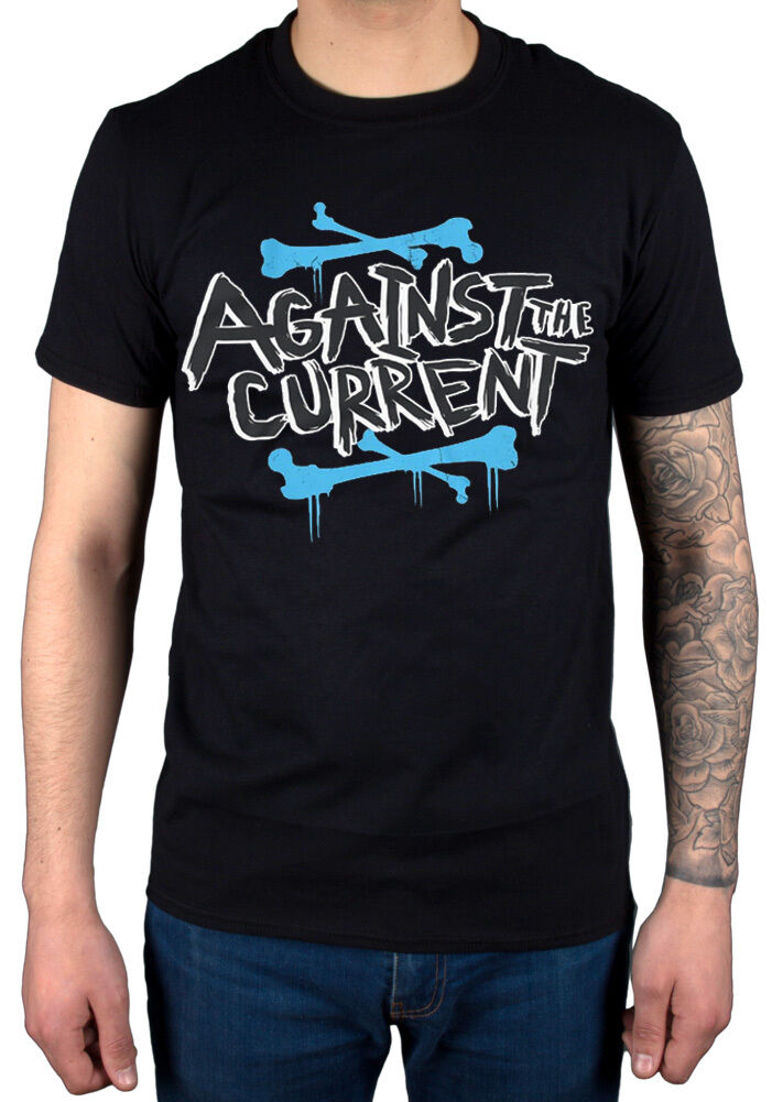 Official Against The Current Wild Type T-Shirt New Merch Gravity We Are Outsider
