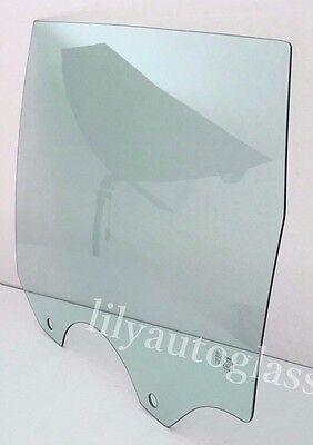 Fit 2007-2016 Volvo S80 Driver Left Side Rear Door Window Glass