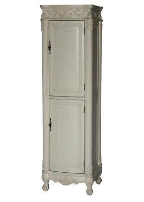 Antique Style Bathroom Linen Cabinet Model 2917-261