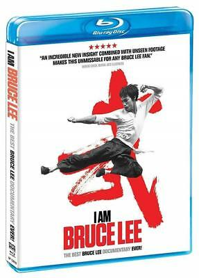 I Am Bruce Lee NEW! BLU -RAY RARE FILMS,SHANNON LEE, KOBE BRYANT,MARTIAL ARTS  comprar usado  Enviando para Brazil