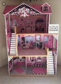 Imellas Dolls house for sale. Excellent condition, bought from smiths.