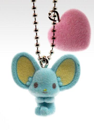 Takara Tomy Sanrio My Melody & Friends Flat Flocked Keychain Mascot Y860409 USA