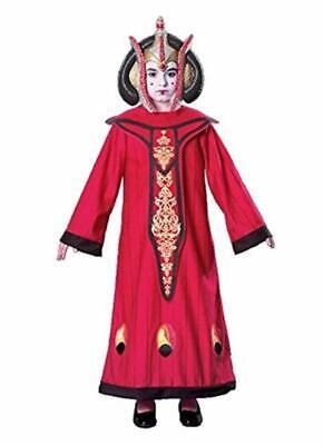Queen Amidala Padme Costume Star Wars Halloween Fancy Dress DISCOUNTED Pkg