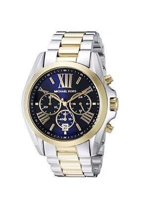 Michael Kors MK5976 Womens Bradshaw Two-Tone Watch