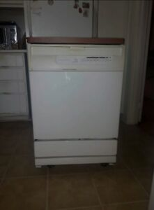 """PORTABLE 24"""" DISHWASHER IN EXCELLENT CONDITION"""